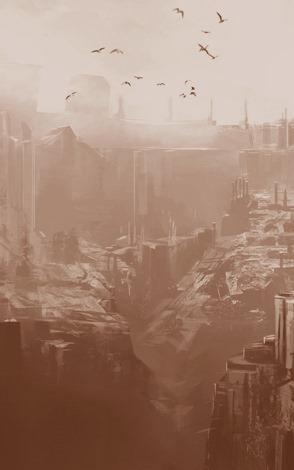 """""""Les ruines sont le commencement… """" proverbe des hommes gris"""