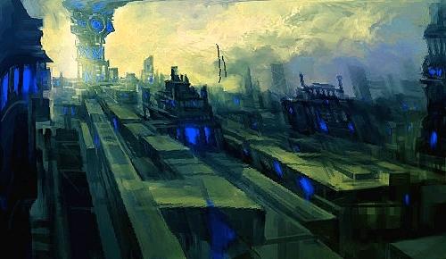 altéra néa la cité impériale de kharn